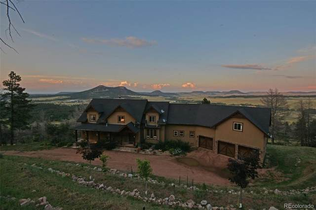 2476 Valley Park Drive, Larkspur, CO 80118 (#5436359) :: The Colorado Foothills Team | Berkshire Hathaway Elevated Living Real Estate