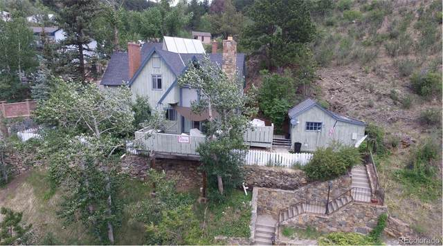 101 Horn Street, Black Hawk, CO 80422 (#5439066) :: Real Estate Professionals