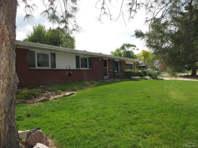 8181 S Kendall Boulevard, Littleton, CO 80128 (#5446143) :: House Hunters Colorado