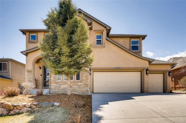 2323 Cinnabar Road, Colorado Springs, CO 80921 (#5446610) :: Venterra Real Estate LLC