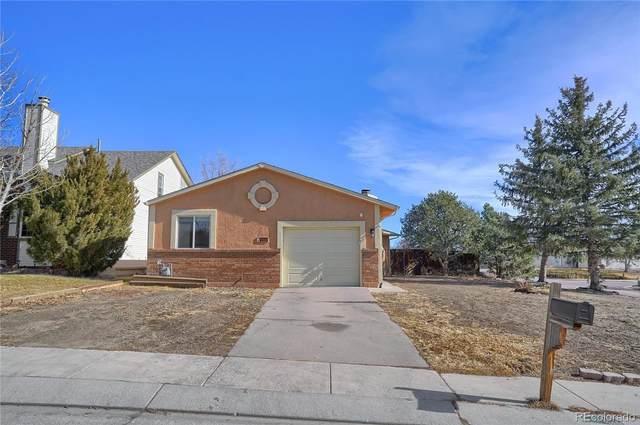 2215 Calistoga Drive, Colorado Springs, CO 80915 (#5447534) :: Venterra Real Estate LLC