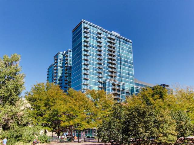 1700 Bassett Street #1004, Denver, CO 80202 (#5453469) :: Mile High Luxury Real Estate