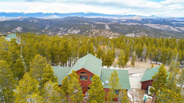941 Indian Peak Road, Golden, CO 80403 (#5454319) :: Wisdom Real Estate