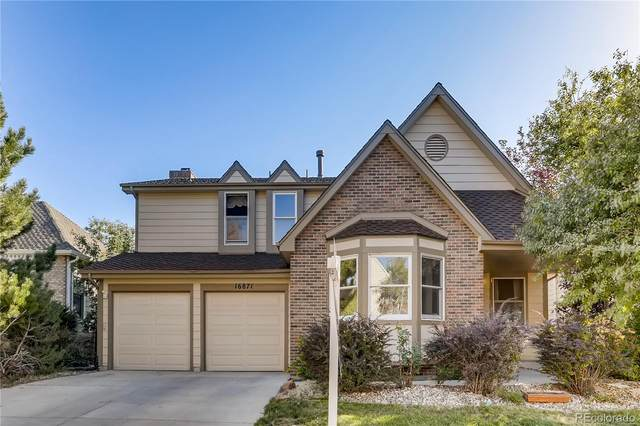 16871 E Prentice Circle, Centennial, CO 80015 (MLS #5455216) :: 8z Real Estate