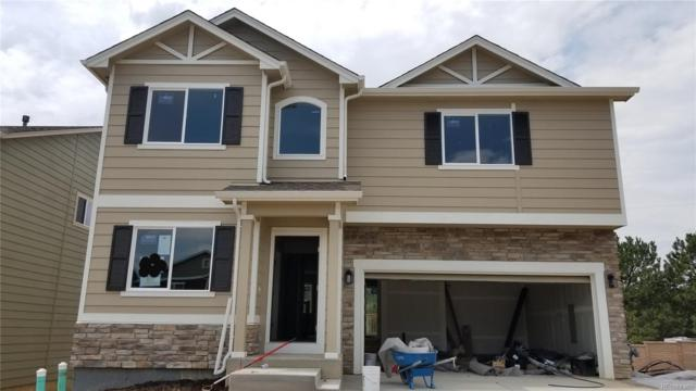 19453 Lindenmere Drive, Monument, CO 80132 (#5456687) :: The City and Mountains Group