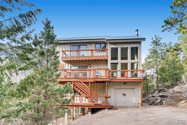 350 Saxon Mountain Road, Georgetown, CO 80444 (MLS #5458274) :: 8z Real Estate