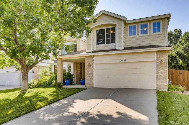 13352 Marion Street, Thornton, CO 80241 (MLS #5459490) :: Clare Day with Keller Williams Advantage Realty LLC
