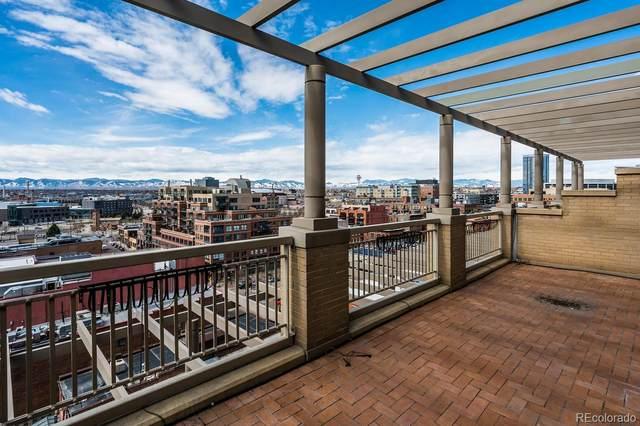 1560 Blake Street #802, Denver, CO 80202 (#5459800) :: Bring Home Denver with Keller Williams Downtown Realty LLC