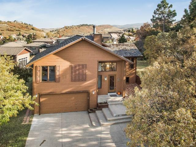 6473 Big Horn Trail, Littleton, CO 80125 (#5461583) :: The Sold By Simmons Team