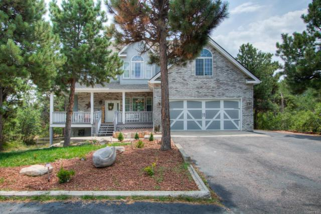 1020 Cottonwood Lane, Larkspur, CO 80118 (#5462403) :: The Heyl Group at Keller Williams