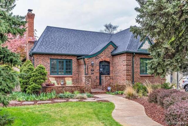2225 Leyden Street, Denver, CO 80207 (MLS #5463217) :: 8z Real Estate