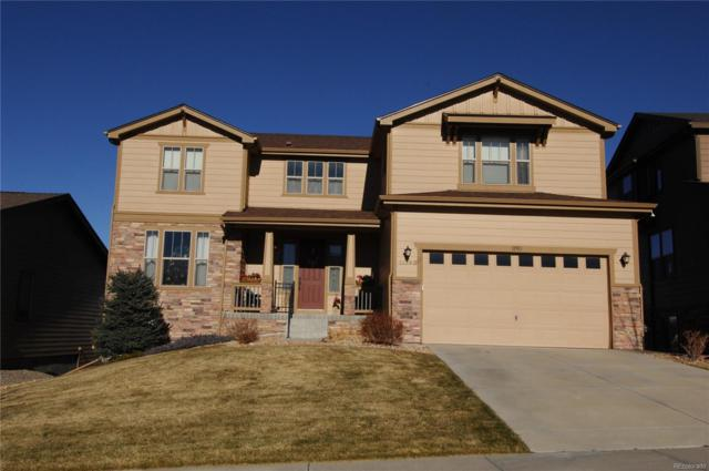 11983 S Allerton Circle, Parker, CO 80138 (#5464910) :: The Heyl Group at Keller Williams