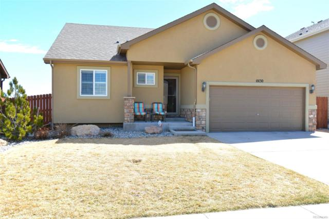 10130 Mt Lincoln Drive, Peyton, CO 80831 (#5466648) :: The Galo Garrido Group
