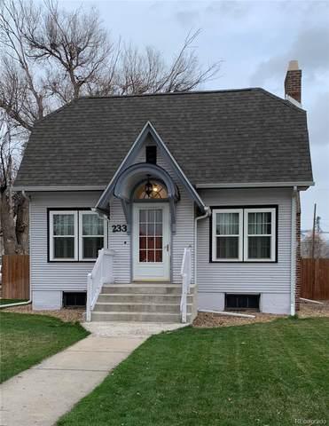 233 Elm Avenue, Eaton, CO 80615 (MLS #5468411) :: Kittle Real Estate