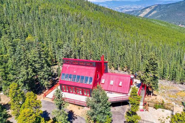 1801 Squaw Mtn Trail, Idaho Springs, CO 80452 (MLS #5468953) :: 8z Real Estate