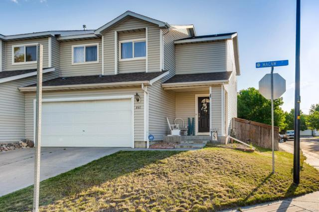 861 Macaw Street, Brighton, CO 80601 (#5473552) :: The Healey Group