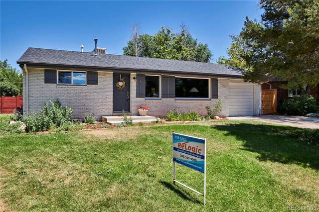 5681 E Amherst Avenue, Denver, CO 80222 (MLS #5473803) :: Kittle Real Estate