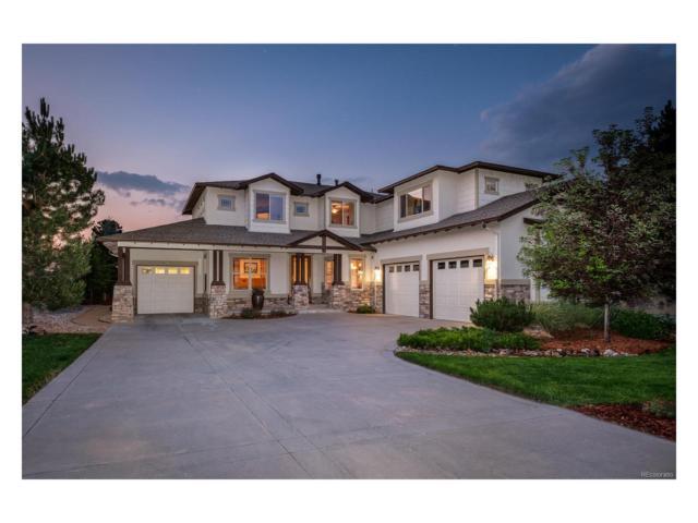 1251 Buffalo Ridge Road, Castle Pines, CO 80108 (MLS #5476039) :: 8z Real Estate