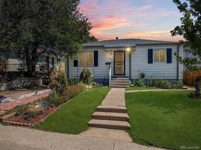 954 Raleigh Street, Denver, CO 80204 (#5476052) :: Kimberly Austin Properties