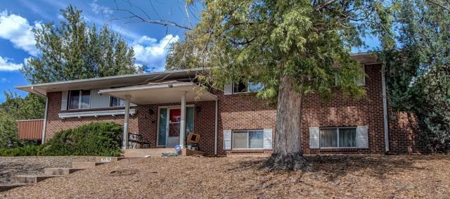 2518 Shalimar Drive, Colorado Springs, CO 80915 (MLS #5476624) :: Kittle Real Estate