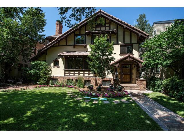317 N Lafayette Street, Denver, CO 80218 (MLS #5476648) :: 8z Real Estate