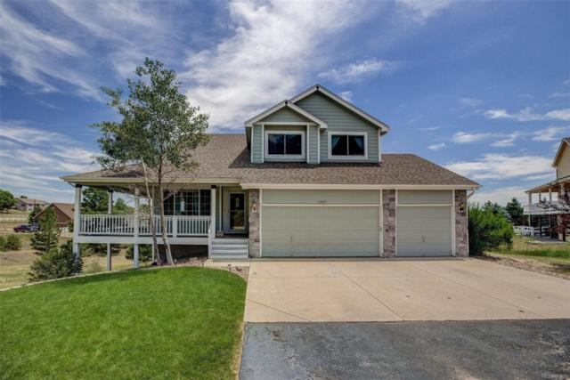 3507 Meadowlark Court, Parker, CO 80138 (#5478569) :: The City and Mountains Group