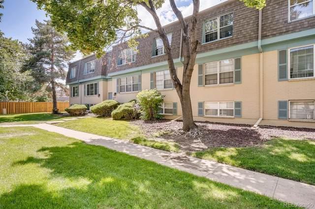 9330 E Girard Avenue #10, Denver, CO 80231 (#5478634) :: The Artisan Group at Keller Williams Premier Realty