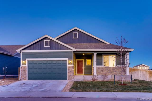 904 Pioneer Drive, Milliken, CO 80543 (#5479506) :: RazrGroup