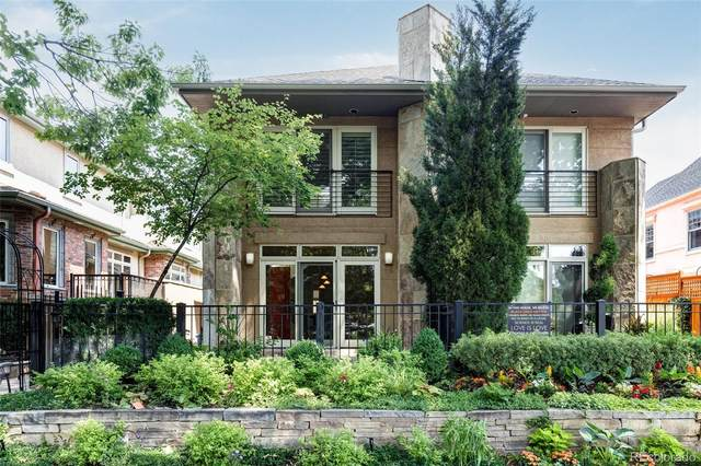 332 Saint Paul Street, Denver, CO 80206 (MLS #5480144) :: Find Colorado