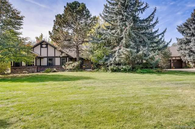 5400 Beach Road, Littleton, CO 80123 (#5480441) :: Chateaux Realty Group