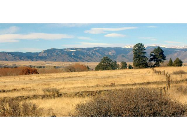 4525 N Us Highway 85 Highway, Sedalia, CO 80135 (MLS #5480762) :: 8z Real Estate