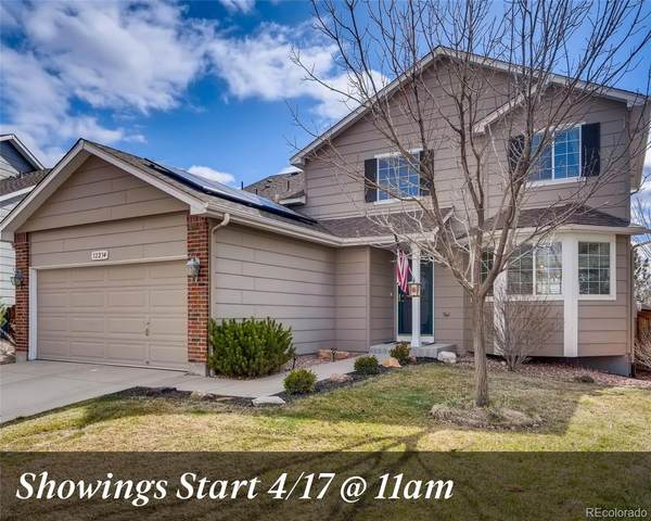 12234 S Oak Bluff Trail, Parker, CO 80134 (#5481195) :: Mile High Luxury Real Estate