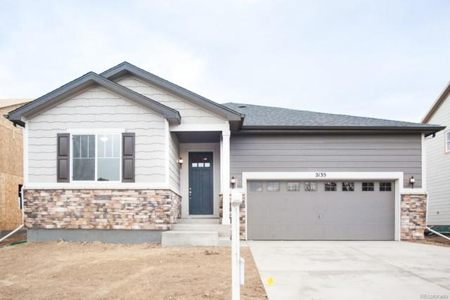 2135 E 150th Place, Thornton, CO 80602 (#5483245) :: The Heyl Group at Keller Williams