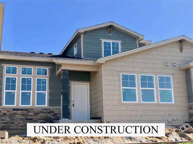 15501 E 112th Avenue 1C, Commerce City, CO 80022 (#5484665) :: The Peak Properties Group