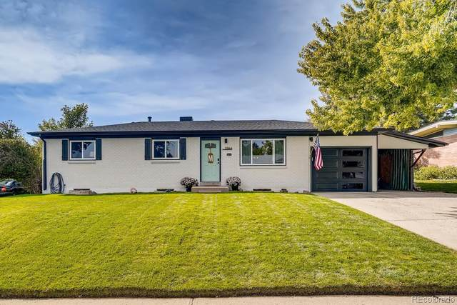 3364 W Chenango Avenue, Englewood, CO 80110 (#5485689) :: Mile High Luxury Real Estate