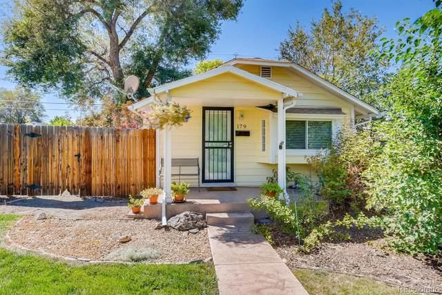 179 Julian Street, Denver, CO 80219 (#5485921) :: Berkshire Hathaway Elevated Living Real Estate
