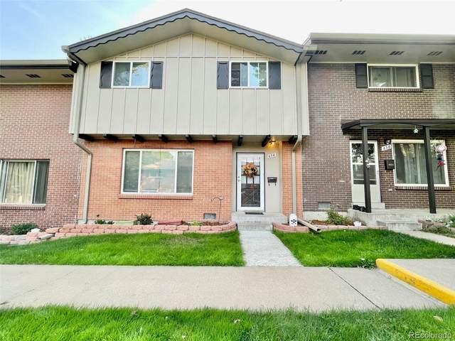 654 S Xenon Court, Lakewood, CO 80228 (MLS #5486884) :: Stephanie Kolesar