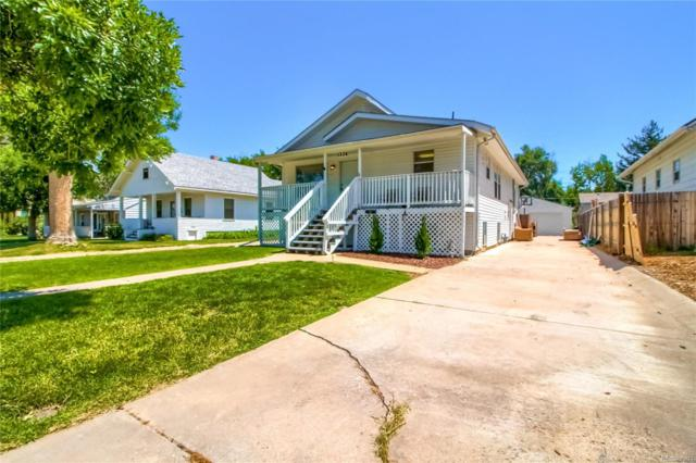 1326 16th Avenue, Greeley, CO 80631 (#5486955) :: The Healey Group