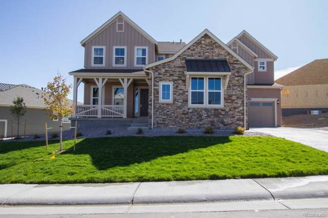 6860 Murphy Creek Lane, Castle Pines, CO 80108 (MLS #5489050) :: 8z Real Estate