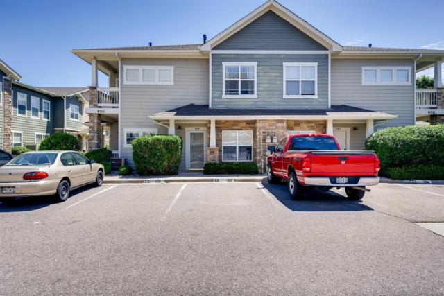 9511 Pearl Circle #104, Parker, CO 80134 (#5489127) :: The Galo Garrido Group