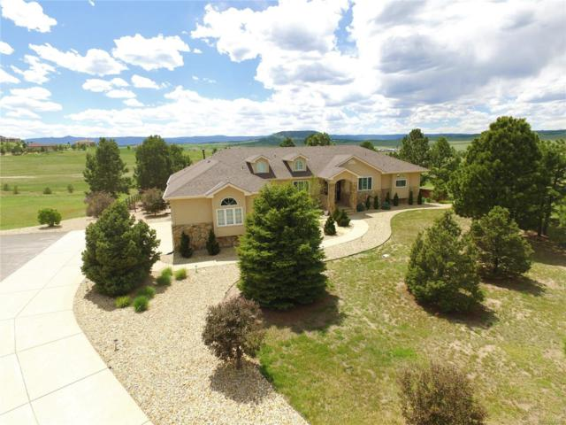 990 Glade Gulch Road, Castle Rock, CO 80104 (#5490072) :: Sellstate Realty Pros
