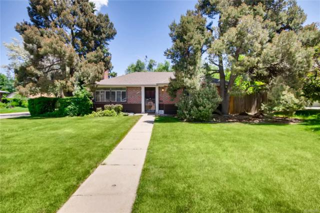950 Kearney Street, Denver, CO 80220 (MLS #5490294) :: 8z Real Estate
