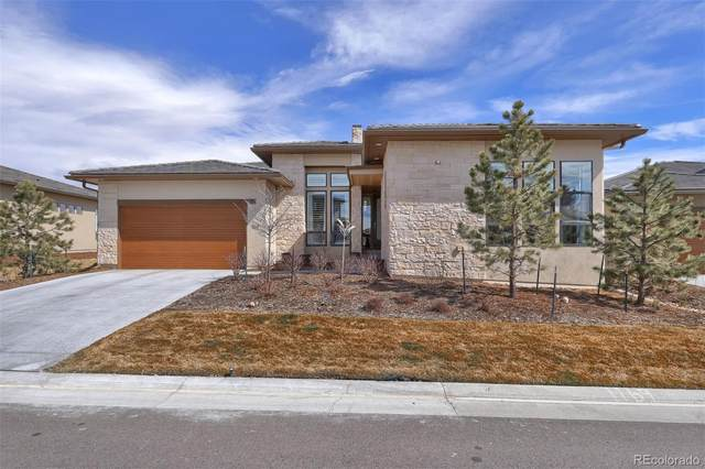 1169 Lost Elk Circle, Castle Rock, CO 80108 (#5493084) :: The Griffith Home Team