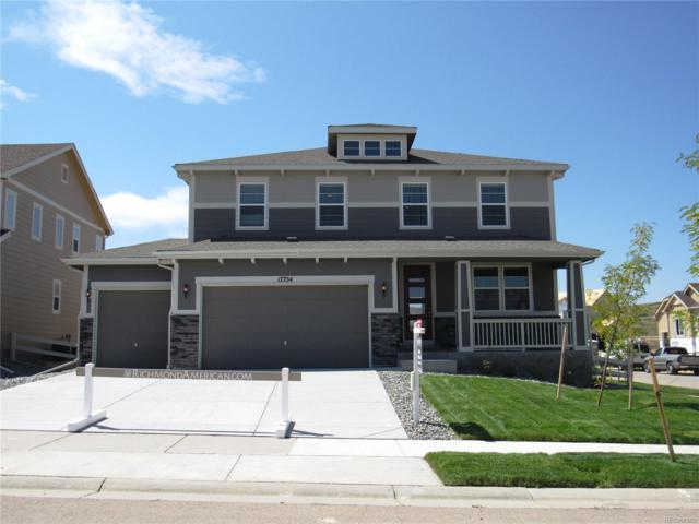 17754 Anthem Drive, Parker, CO 80134 (#5493249) :: Group 46:10 - Denver
