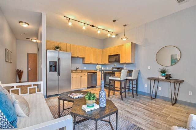 5677 S Park Place 105A, Greenwood Village, CO 80111 (#5493892) :: Bring Home Denver with Keller Williams Downtown Realty LLC