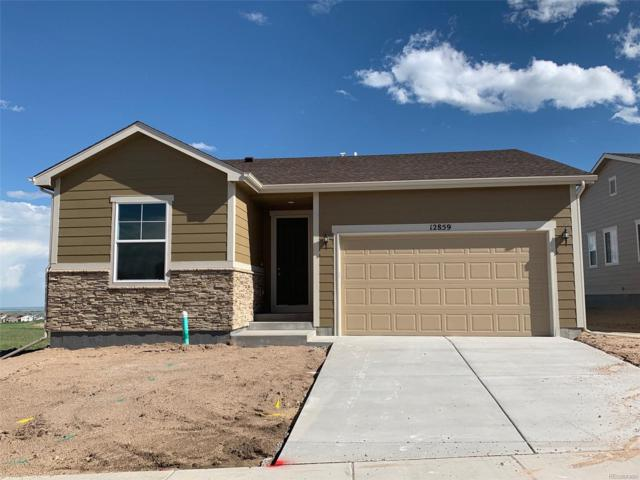 12859 Stone Valley Drive, Peyton, CO 80831 (#5494347) :: Bring Home Denver with Keller Williams Downtown Realty LLC