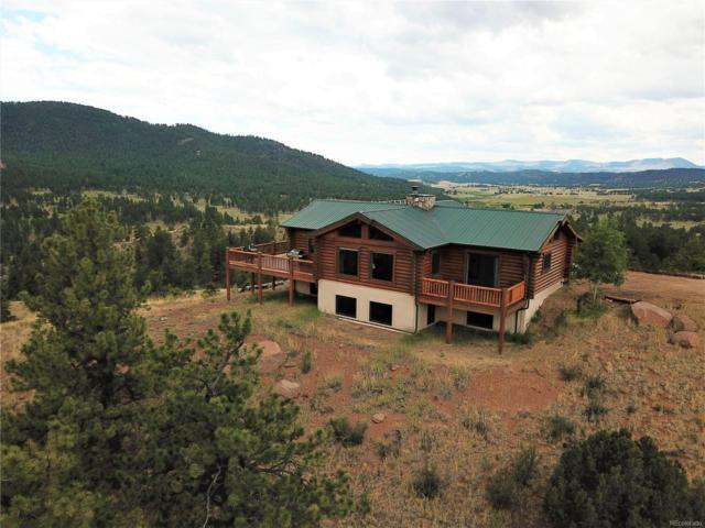 600 Navajo Trail, Florissant, CO 80814 (MLS #5495478) :: 8z Real Estate