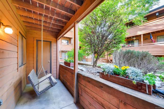 4681 S Decatur Street #126, Englewood, CO 80110 (MLS #5498301) :: 8z Real Estate