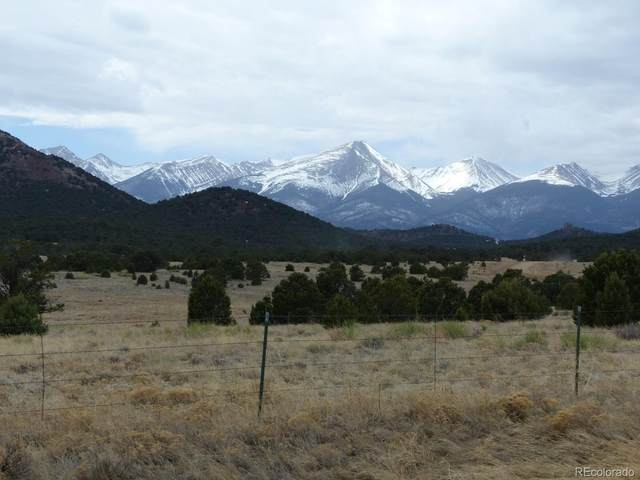 Hitching Post Road, Cotopaxi, CO 81223 (#5501765) :: Real Estate Professionals