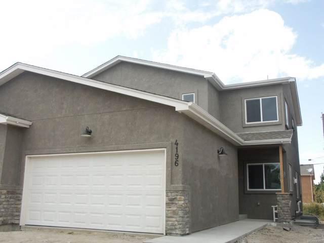 4196 Orchid Street, Colorado Springs, CO 80917 (MLS #5501828) :: 8z Real Estate
